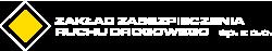 Zakład Zabezpieczenia Ruchu Drogowego Sp. z o. o. Sticky Logo